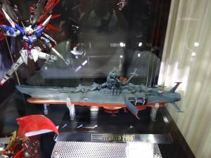 超合金魂宇宙戦艦ヤマト2199 側面