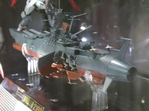 超合金魂宇宙戦艦ヤマト2199 後方