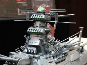 1/500宇宙戦艦ヤマト2199の艦橋