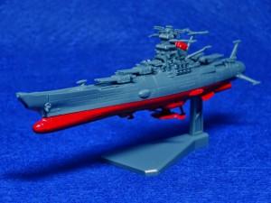 メカコレ 宇宙戦艦ヤマト 前から