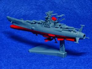 メカコレ宇宙戦艦ヤマト後ろから